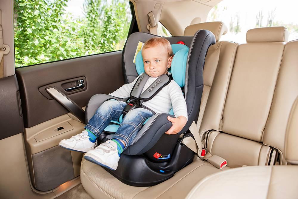Бескаркасное кресло для детей в машину гибдд 2017