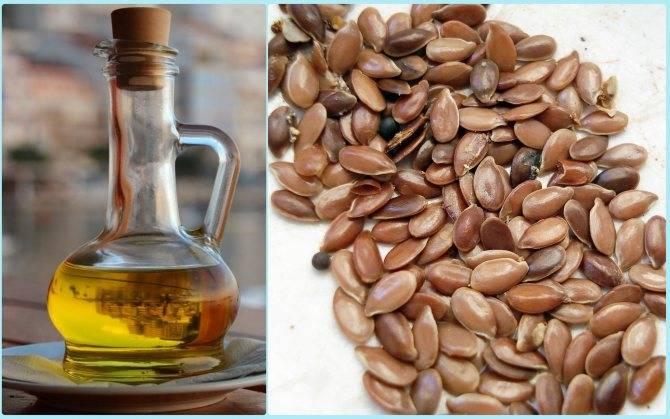 """Можно ли кормящей маме употреблять льняное масло и семена льна: все """"за и против"""" при грудном вскармливании"""