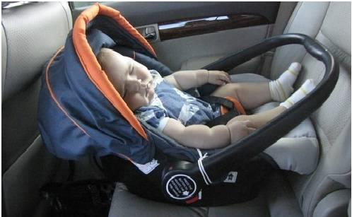 Как перевозить новорожденного в машине - tvoe-avto.com
