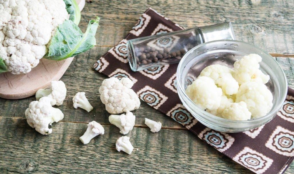 Как приготовить цветную капусту грудничку: рецепты пюре для первого прикорма