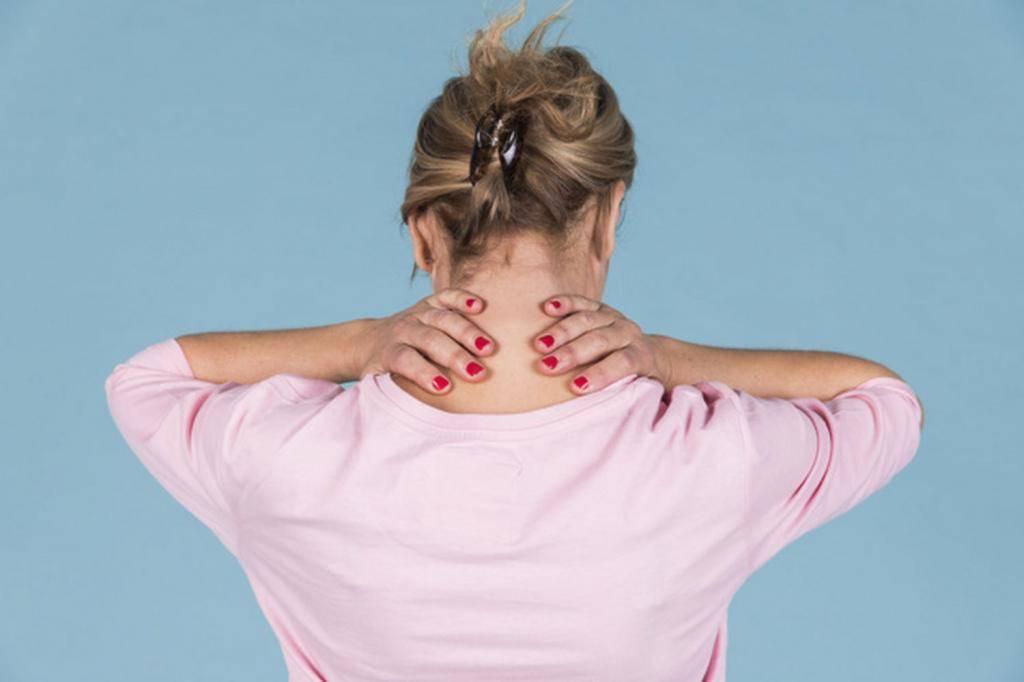 Болит шея при наклоне головы