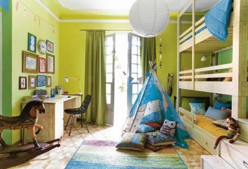 Дизайн детской комнаты, фото интерьера для детей, 100 лучших проектов