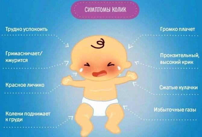 Почему ребенок плачет? газы и колики: как помочь малышу. наш ребенок.
