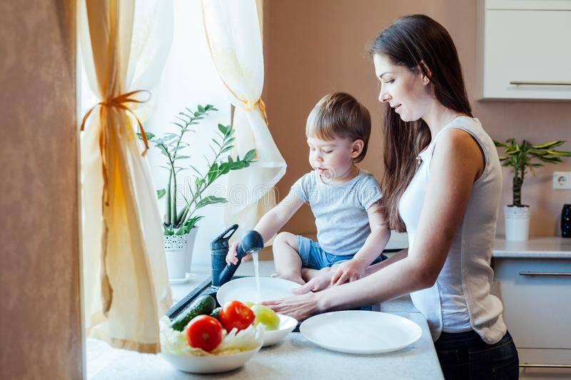 6 важных советов как организовать свои будни с маленьким ребенком