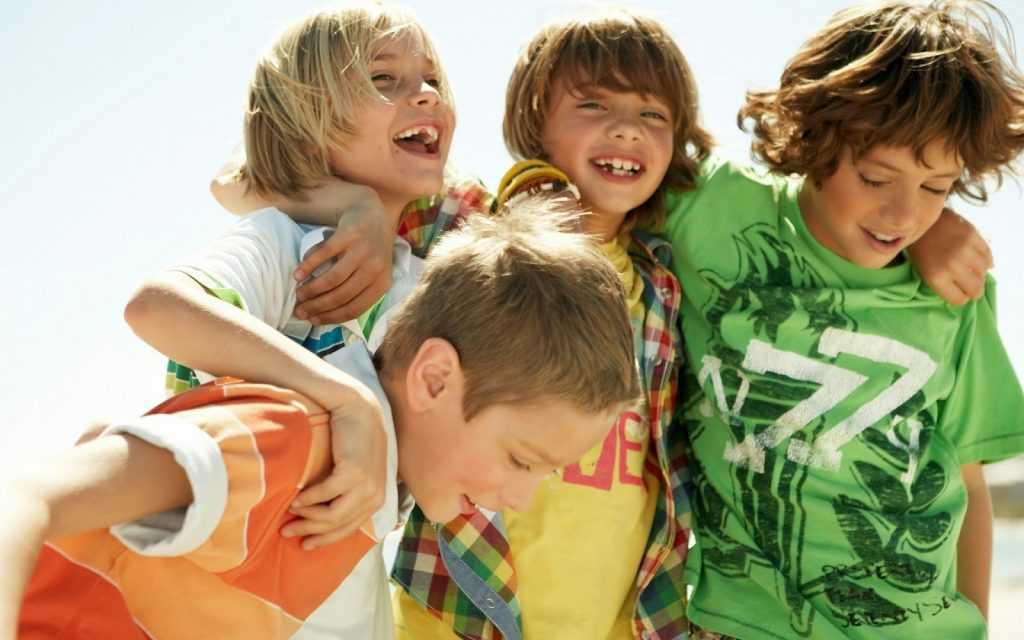 Как научить детей дружить: советы психолога