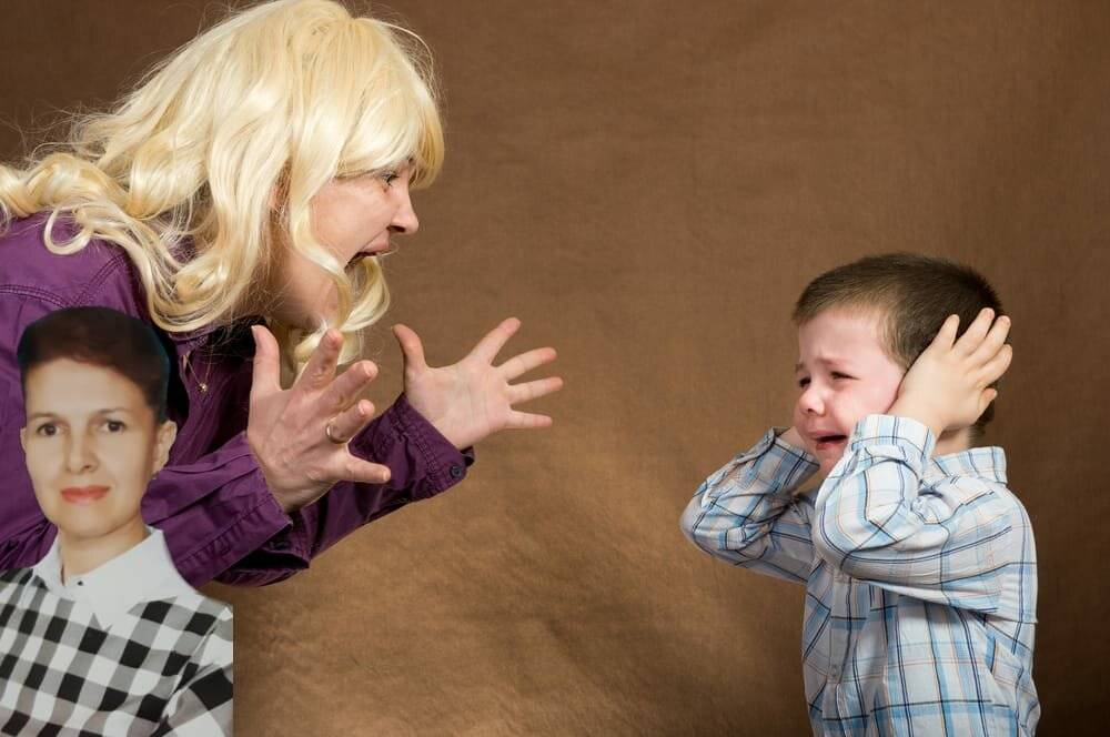 Как не кричать на ребенка? советы психолога ⋆ maximum блог