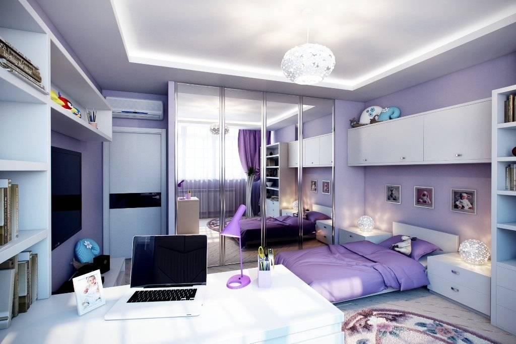 Комната для девочки 10 лет - лучшие примеры интерьеров (30 настоящих фото)