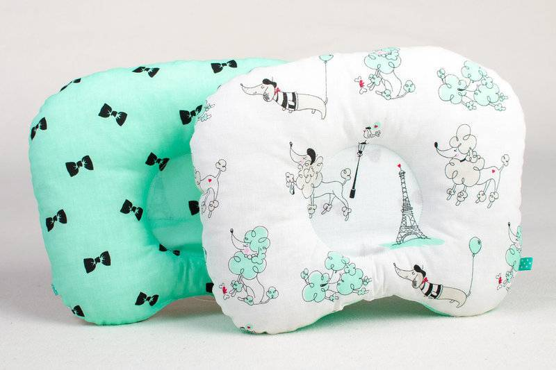 12 лучших подушек для детей