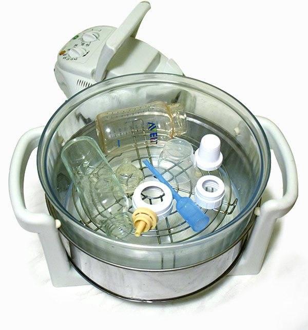 Как правильно стерилизовать бутылочки в микроволновке - kakdoma154.ru
