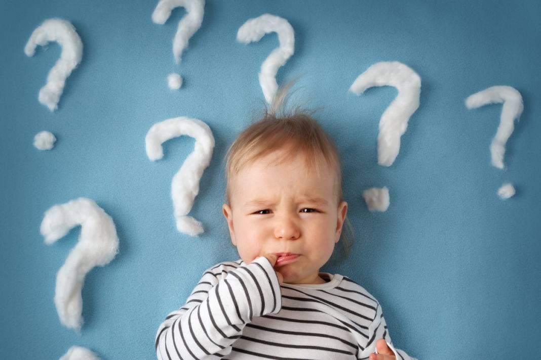 11 причин почему плачет ребенок и 13 советов как справиться