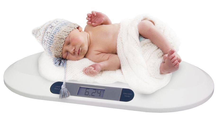 Рост и вес ребенка: какая прибавка правильная? нормы прибавки роста и веса новорожденного