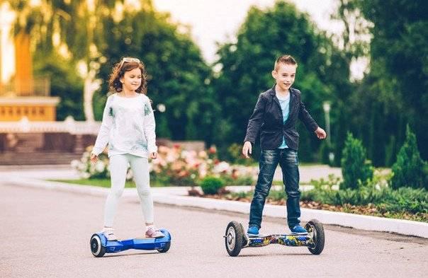 Как выбрать гироскутер для ребенка 10 лет?