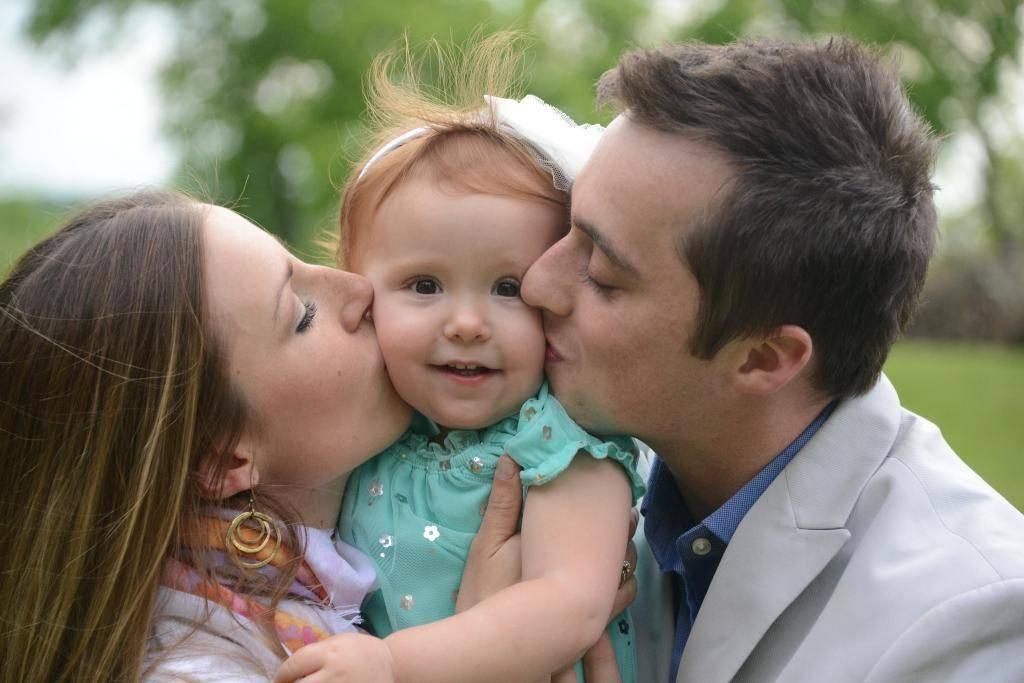Как показать ребенку свою любовь?