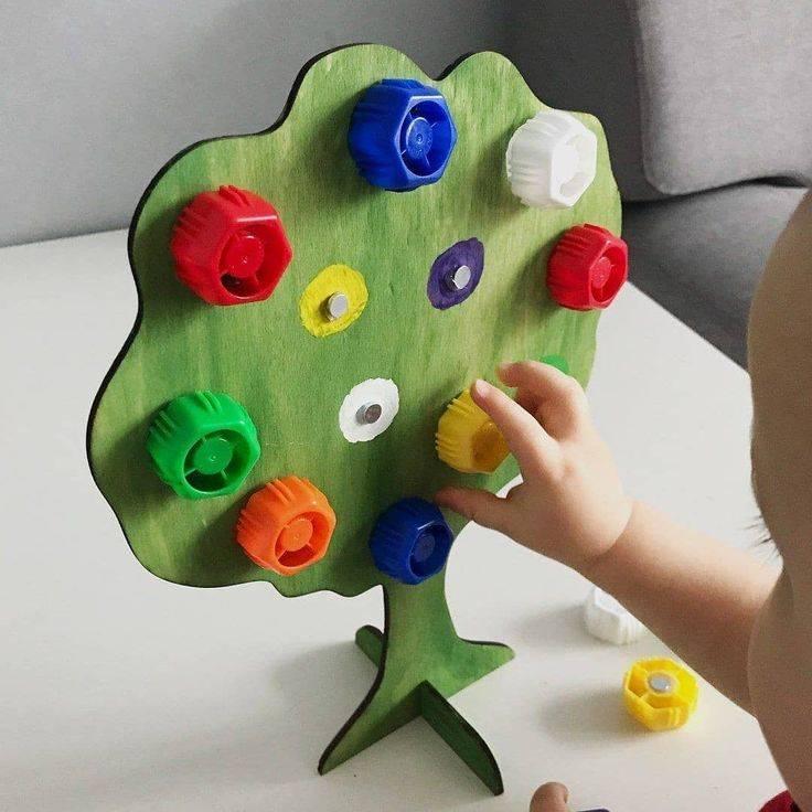 Игры для детей 2 – 3 лет: подвижные, сюжетные, развивающие