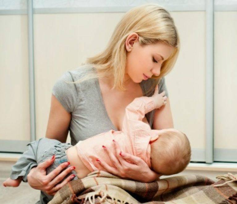 Как отучать ребенка от груди?
