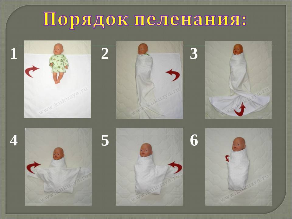 Обзор как быстро и правильно пеленать ребенка - интрсукция и пошаговый мастер-класс по пеленанию детей (100 фото)