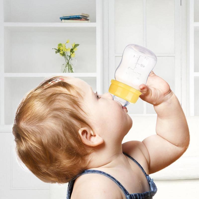 Температура грудного молока при кормлении из бутылочки