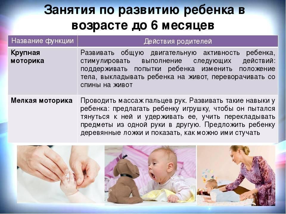 Что должен уметь ребенок в 3 месяца, критерии физического и психического развития и игры с малышом