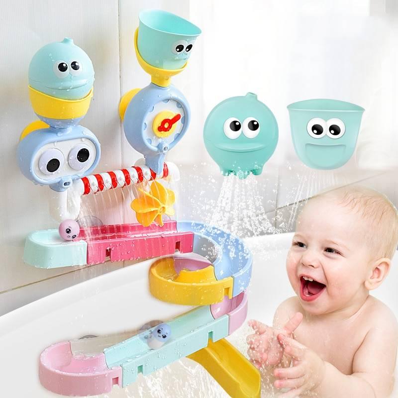 10 любимых игрушек для купания детей до года – хиты для веселого купания малышей