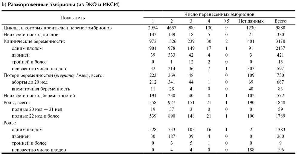 Оценка качества эмбрионов в программах эко   | материнство - беременность, роды, питание, воспитание