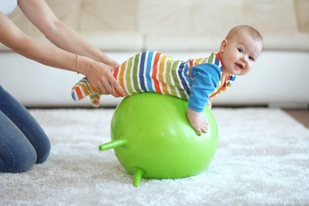 Батут, фитбол, прыгунки для ребенка: полезно или вредно?. наш ребенок.