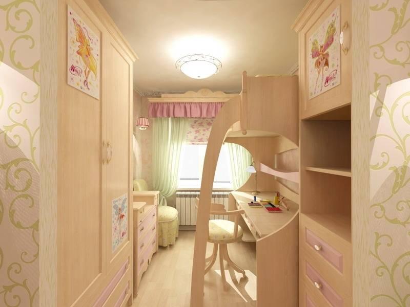 Детская для мальчика и девочки: как правильно разделить ее? (40 фото)   дизайн и интерьер