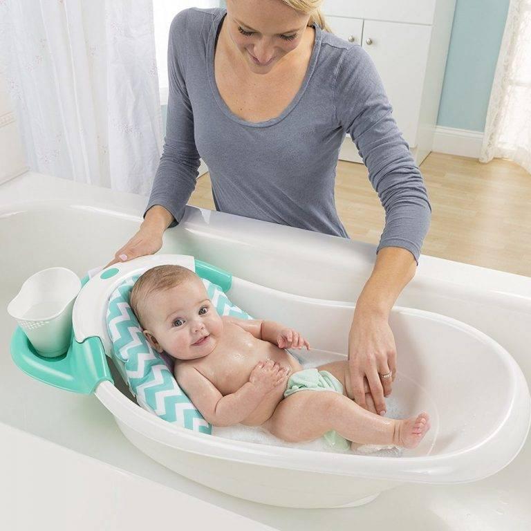 Как часто купать новорожденного ребенка до месяца