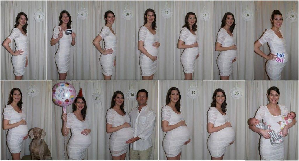 Что можно узнать, посмотрев на живот беременной? | аборт в спб