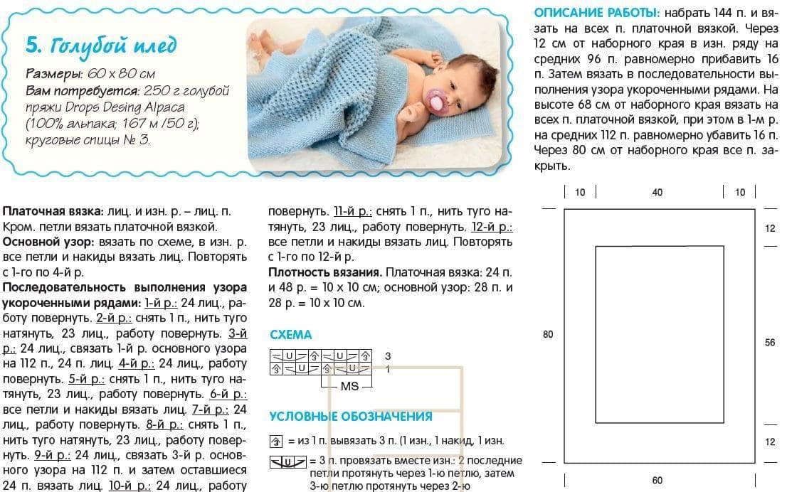 Вяжем спицами детские кофточки с описанием и схемами